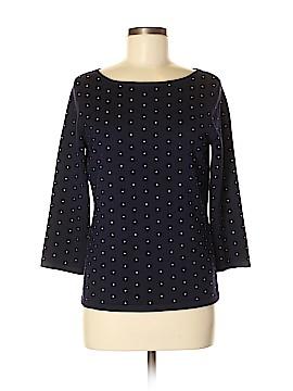 Ralph Lauren 3/4 Sleeve Silk Top Size M