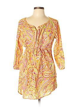Liz & Co 3/4 Sleeve Blouse Size XL