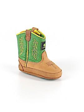John Deere Ankle Boots Size 3