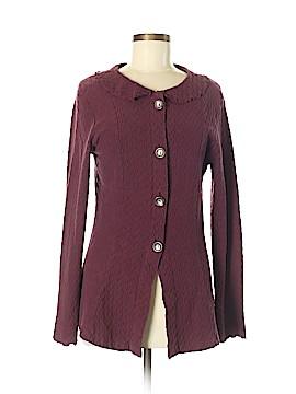 Flax Cardigan Size 6 (S)