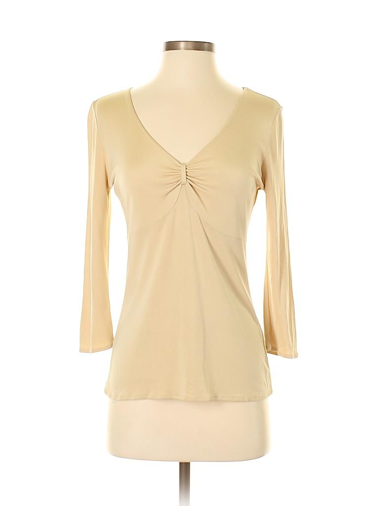 Reba Women Long Sleeve Top Size S