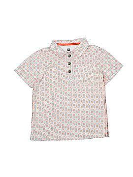 Tea Short Sleeve Polo Size 6