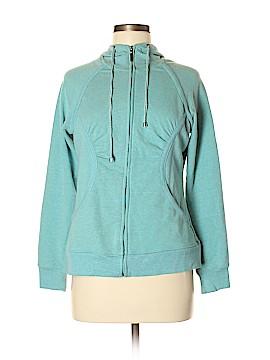 Cascade Sport Zip Up Hoodie Size M