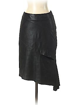 Roberto Cavalli Silk Skirt Size L