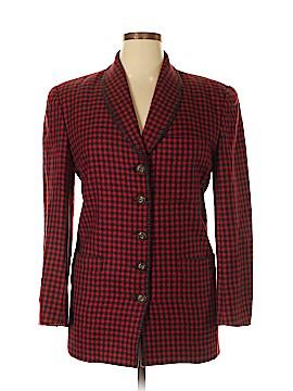 Dana Buchman Wool Blazer Size 10
