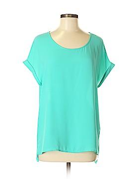 Tahari Short Sleeve Blouse Size M