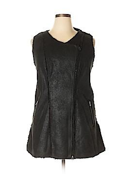 Ruff Hewn Faux Fur Jacket Size XL