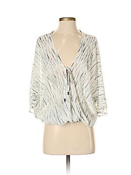 Lovestitch Short Sleeve Blouse Size M