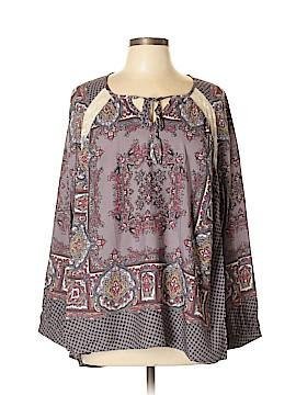 Umgee Long Sleeve Blouse Size XL