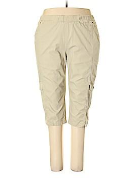 Cj Banks Cargo Pants Size 1X (Plus)