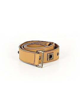 Cole Haan Leather Belt Size Sm - Med