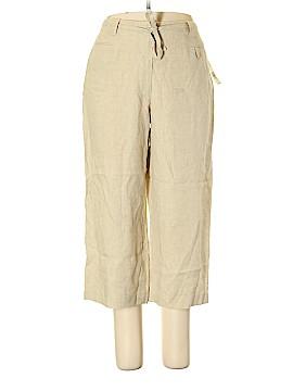 Kim Rogers Signature Linen Pants Size 16