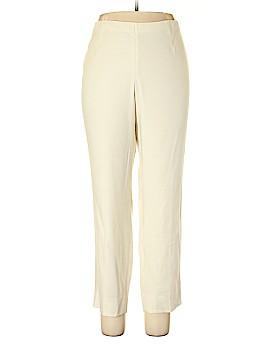 Nic + Zoe Linen Pants Size 16