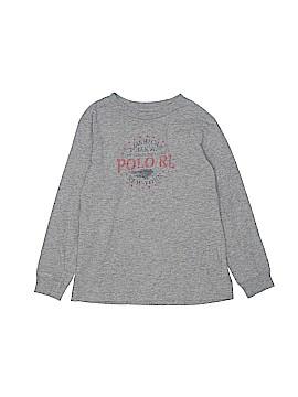 Polo by Ralph Lauren Long Sleeve T-Shirt Size 5