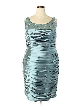 R&M Richards Cocktail Dress Size 18w (Plus)