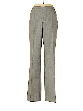 AKRIS for Bergdorf Goodman Wool Pants Size 12