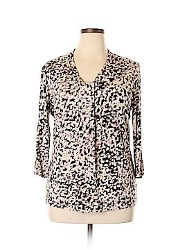 Ann Taylor Factory Long Sleeve Top Size XL