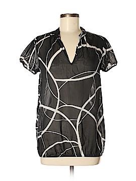 ...Trinity Short Sleeve Blouse Size M