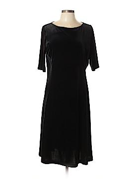 Lands' End Casual Dress Size L