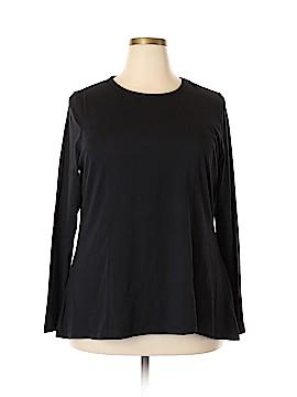 Lauren Active by Ralph Lauren Active T-Shirt Size 2X (Plus)