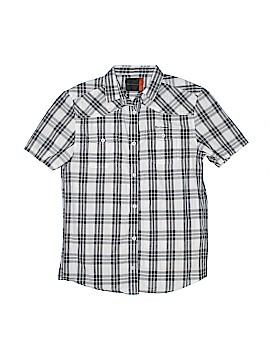 Ben Sherman Short Sleeve Button-Down Shirt Size 13