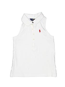 Ralph Lauren Sleeveless Polo Size 7