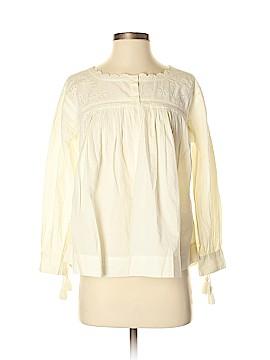 Current/Elliott Long Sleeve Blouse Size XS (0)