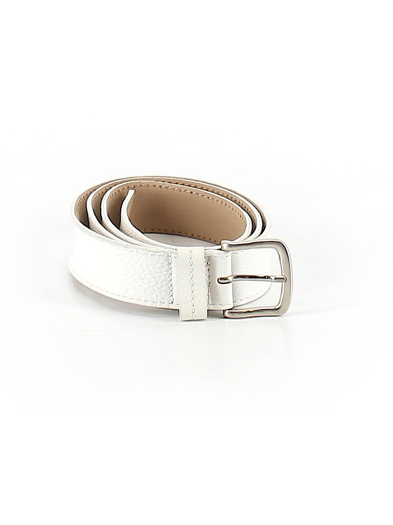 Talbots Women Leather Belt Size 2X (Plus)
