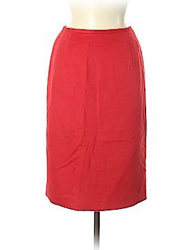 Les Copains Wool Skirt Size 40 (FR)