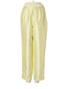 E.H. Woods Silk Pants Size 8