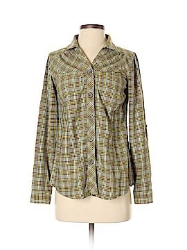 Royal Robbins Long Sleeve Button-Down Shirt Size S