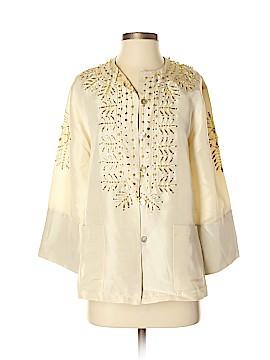Linea by Louis Dell'Olia Silk Blazer Size XS
