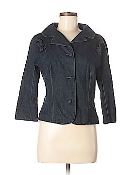 Diane von Furstenberg Denim Jacket Size 10