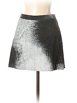 Kelly Wearstler Leather Skirt Size 10