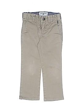Billabong Khakis Size 2T