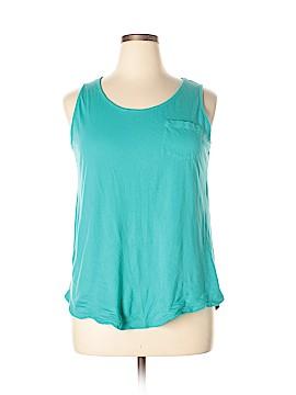 Faded Glory Sleeveless T-Shirt Size XL