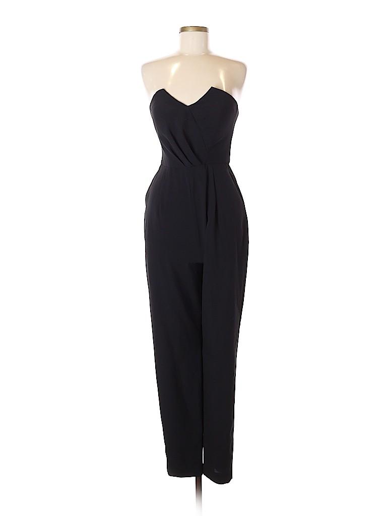 8c3b41a7446 Bebe Black Jumpsuit Size 6 - 64% off