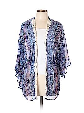 Xhilaration Kimono Size Lg - XL