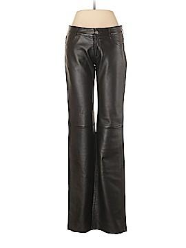 Michael Hoban Leather Pants Size 2
