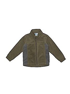 Columbia Fleece Jacket Size 4T