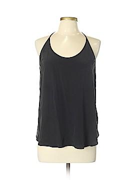 L'Agence Sleeveless Silk Top Size Lg (3)