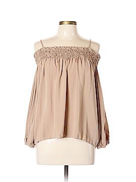 Umgee Long Sleeve Blouse Size L