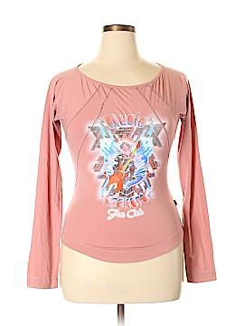 Just Cavalli Long Sleeve T-Shirt Size XL