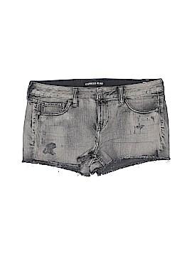 Express Jeans Denim Shorts Size 12