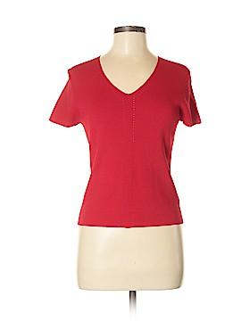 AK Anne Klein Short Sleeve Top Size M