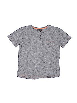 DKNY Short Sleeve Henley Size M (Kids)