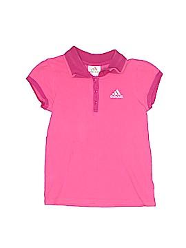 Adidas Short Sleeve Polo Size 5