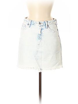 Abercrombie & Fitch Denim Skirt Size 4