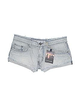Car Mar Denim Shorts 27 Waist