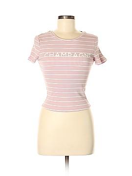 Vero Moda Short Sleeve Top Size Med (38)